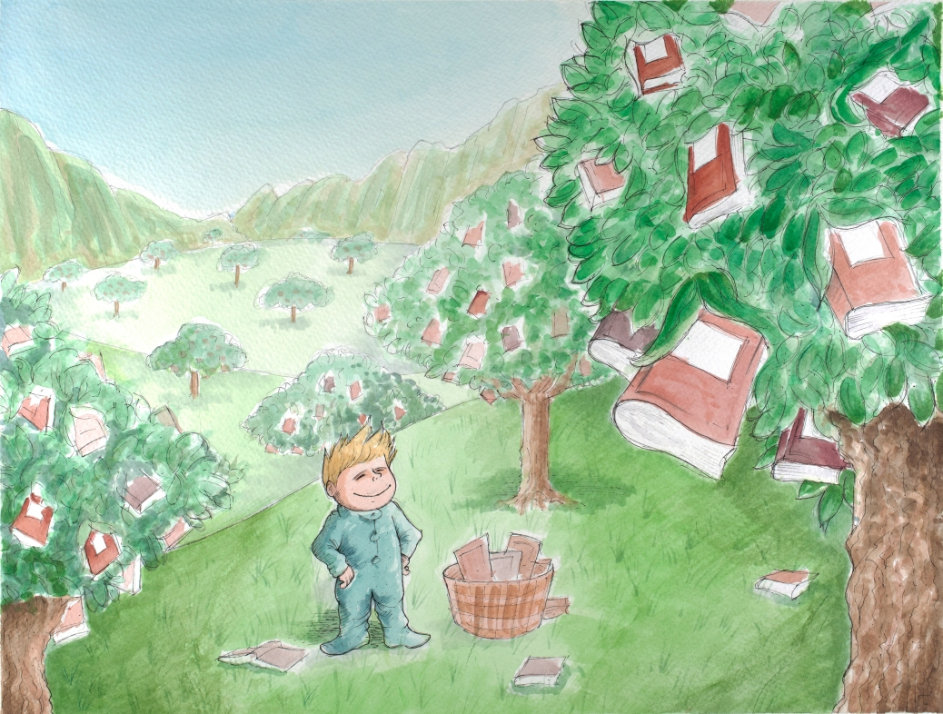 The Book Orchard